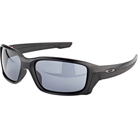 Oakley Straightlink Brille matte black/grey